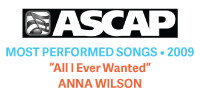 ASCAP Anna Wilson